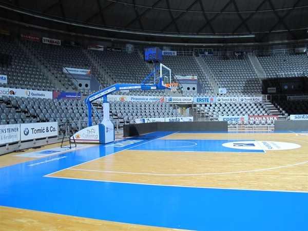 篮球场木地板划线方法有哪些