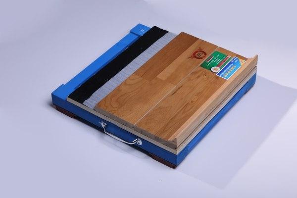 如何选择运动木地板