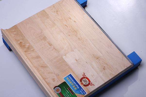 体育馆木地板的标准厚度是多少