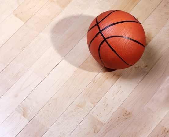 运动地板篮球