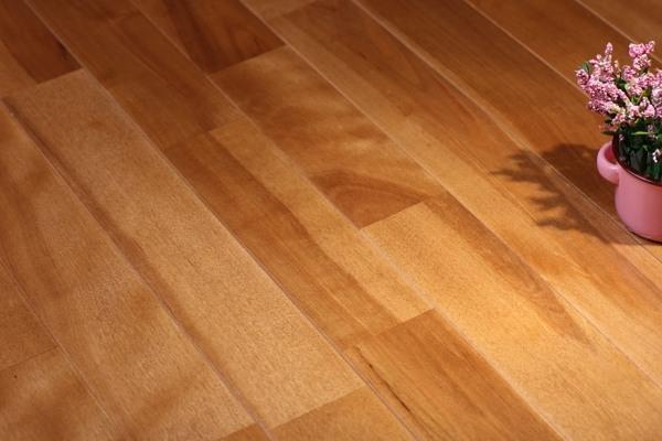 运动实木专用地板多少钱