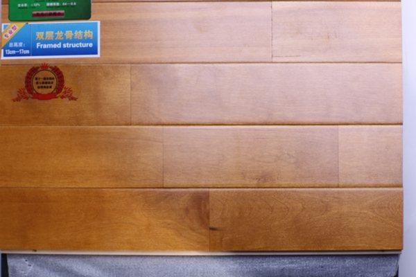 舞台木地板安装如何影响到使用寿命