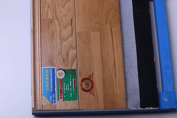 哈尔滨市长孙喆到活动木地板企业调研
