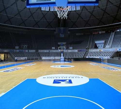 岳阳专业篮球木地板厂家