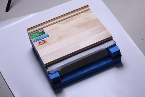 沈阳体育木地板价钱