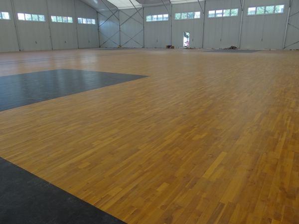荆州做篮球场的材料