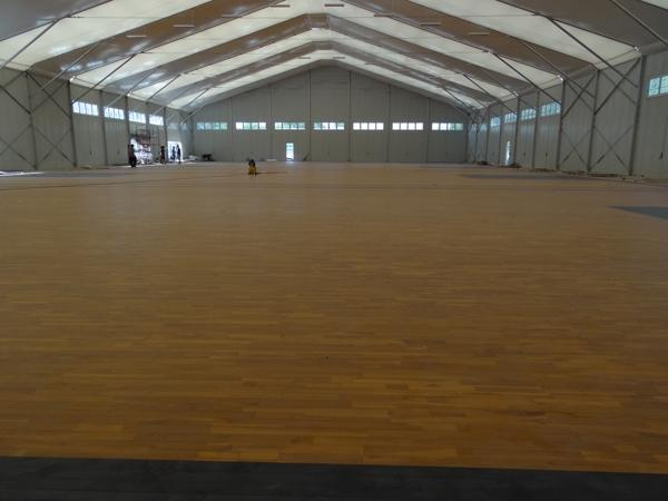 兰州运动单层木地板