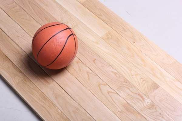 兰州运动场馆地板安装
