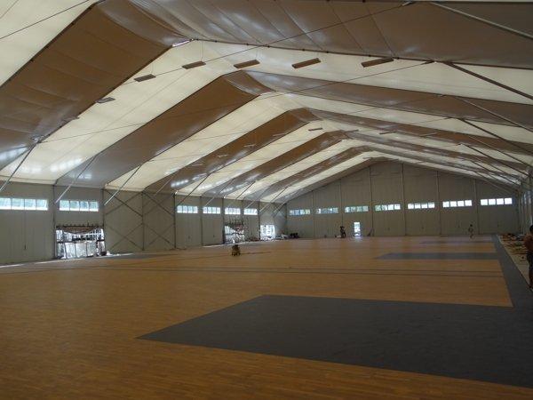 荆州运动地板规格