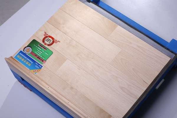 齐齐哈尔运动木地板施工方法