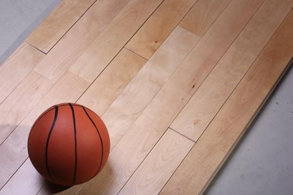 岳阳运动木地板的做法