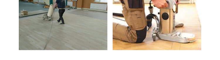 篮球场木地板翻新方案