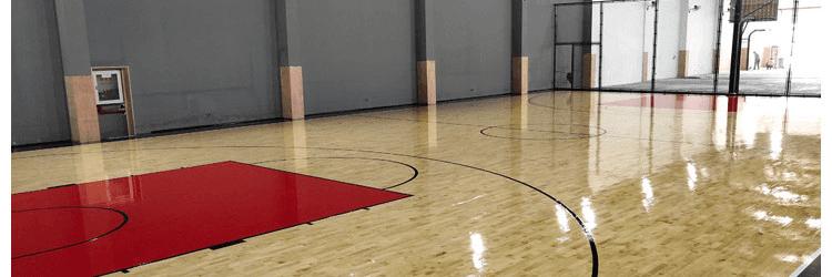 体育运动木地板厂家