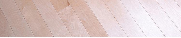 运动木地板材质桦木