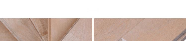运动木地板材质与结构