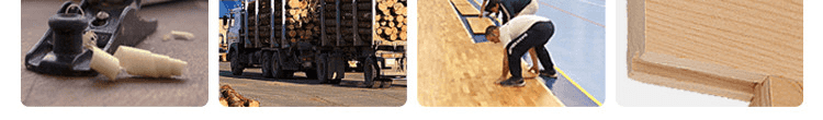 运动实木地板验收标准