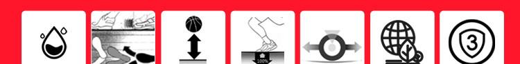 室內籃球地板品牌
