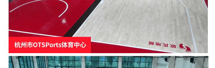 篮球馆运动地板品牌