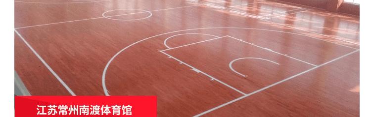 籃球館運動木地板卓越品牌