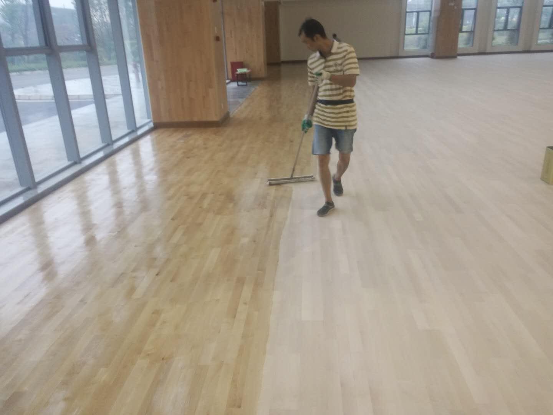 重庆江北机场打磨翻新项目