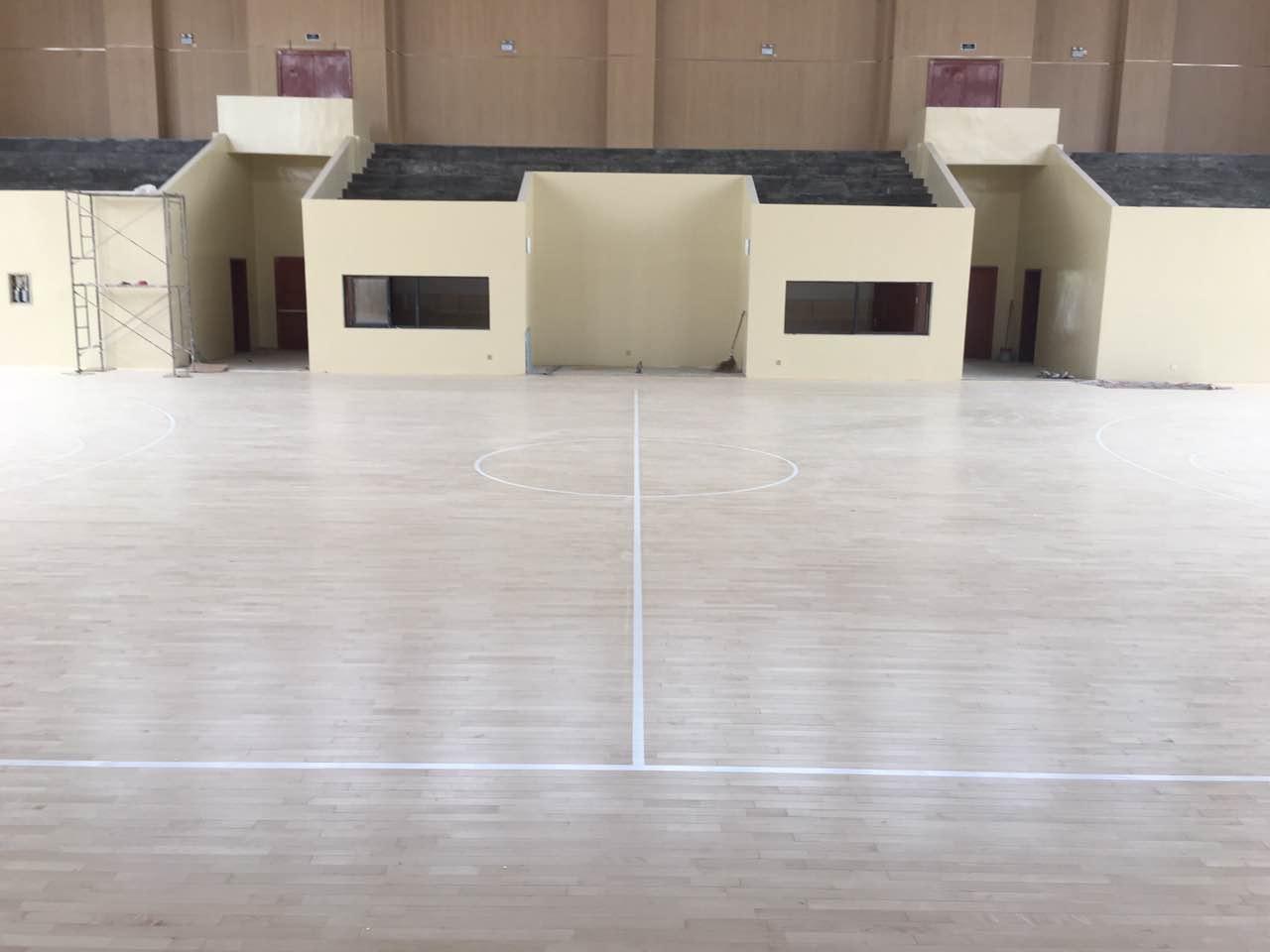 fu建省雷甸镇中心小学篮qiu馆项目