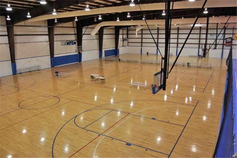 厂家篮球运动木地板分档次
