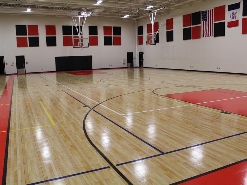 体育木地板,是宽点好还是窄点好