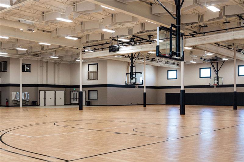 体育木地板的专业清洁方法