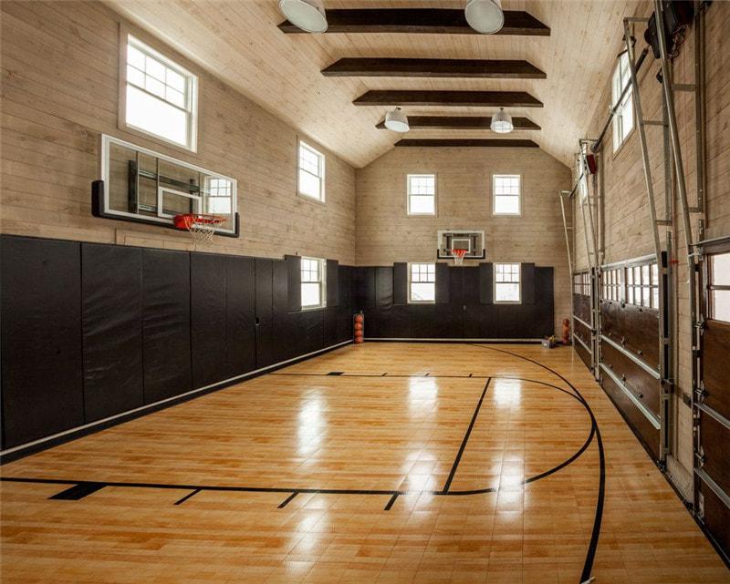 选择运动木地板有七大理由,转给十月要装修体育场馆的朋友