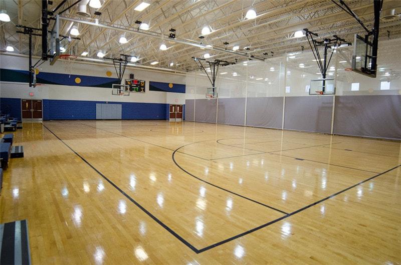 体育木地板要注重日常保养,这可不是矫情