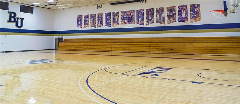 篮球场木地板价格