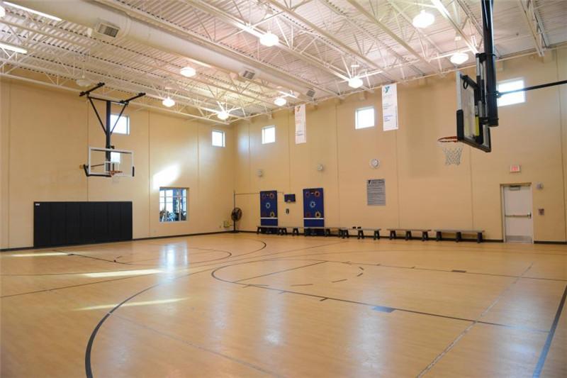 何为专业的体育运动木地板