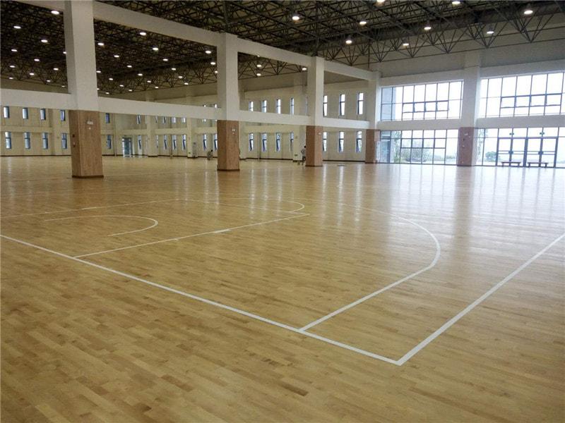 北京篮球馆木地板哪家好