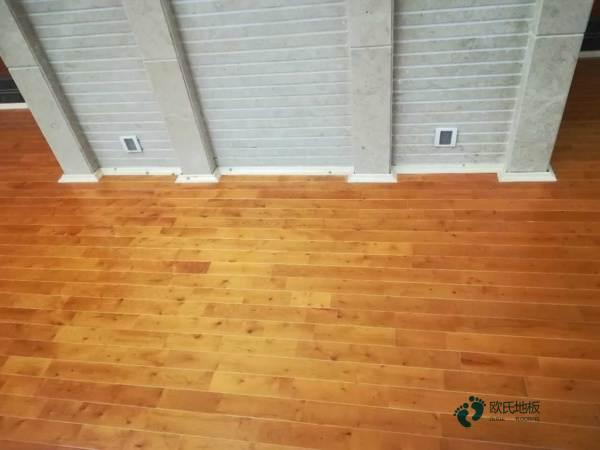 常德悬浮地板篮球场多少钱