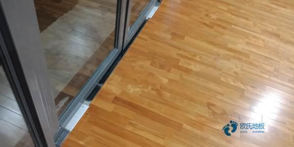 荆州运动木质地板