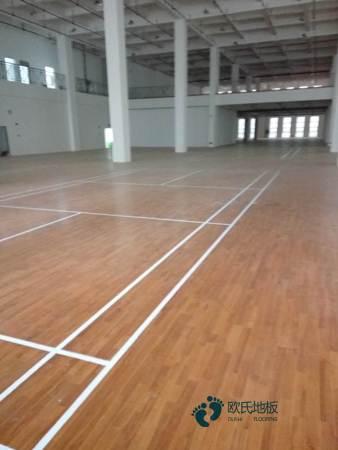 篮球chang木地板的必备条件是什么